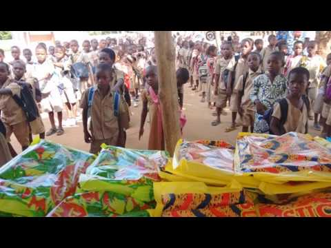 Help children fulfill education dreams in Togo