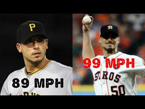 MLB Pitchers Who Gained Velocity
