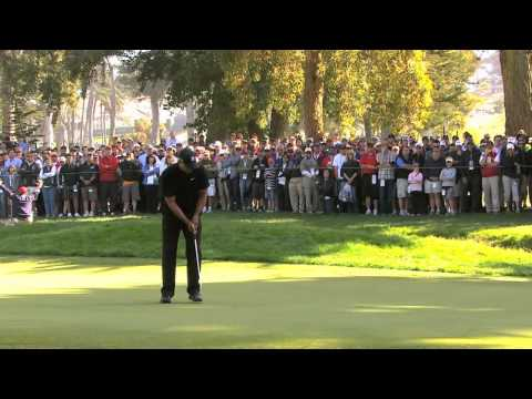 Tiger Woods 2nd Round 2012 US Open