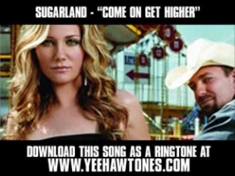 Sugarland - Come On Get Higher LIVE [ New Video + Lyrics + Download ]