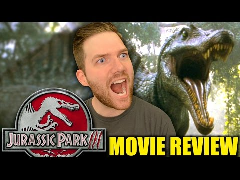 Jurassic Park III - Movie Review