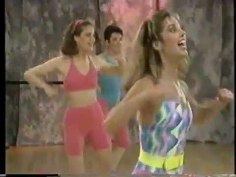 Denise Austin's Low Fat Diet & Exercise