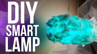 Make a DIY Smart Cloud lamp