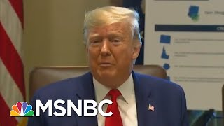 Trump Reverses Decision To Host G-7 At His Doral Resort - The Day That Was | MSNBC