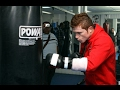 Canelo Alvarez Training For Julio Cesar Chavez Jr Fight - Canelo vs Chavez Jr Highlights 2017