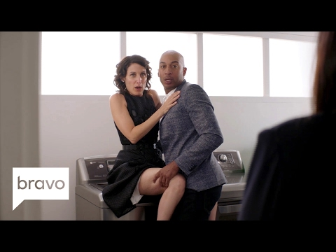 Girlfriends' Guide to Divorce: Abby and Coach Mike Get Caught (Season 3, Episode 5) | Bravo