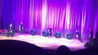 Импровизация на ТНТ. Концерт в Екатеринбурге. РЭП. Смех до упаду.