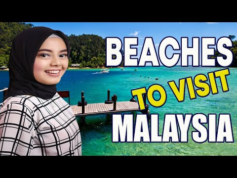 Top 10 Beautiful Beaches of Malaysia | Best & Awesome Malaysian Beaches To Visit 2018 | Island of MY