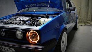 32. VW Golf GTI за 45.000! Ангельские глазки.