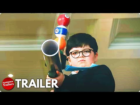 HOME SWEET HOME ALONE Trailer (2021) Christmas Adventure Comedy Movie