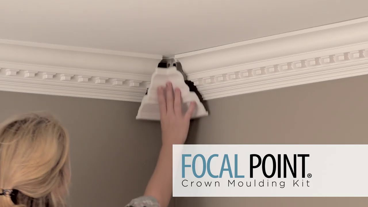 Diy Crown Molding Kits For Sale Easy Clip On Molding Kits