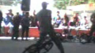 BMX en Perote