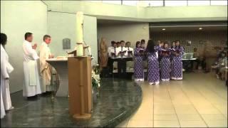 Chúa ơi từ đây trọn đời con, lễ June 05 2011