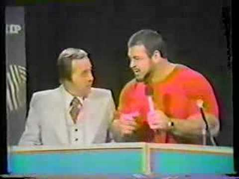 Florida Wrestling: Gordon Solie gets annoyed by Ivan Putski
