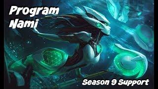 League of Legends: Program Nami Support Gameplay