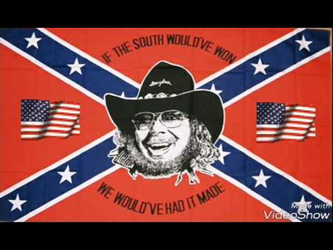 """Don't give us a reason"" Hank Williams Jr"