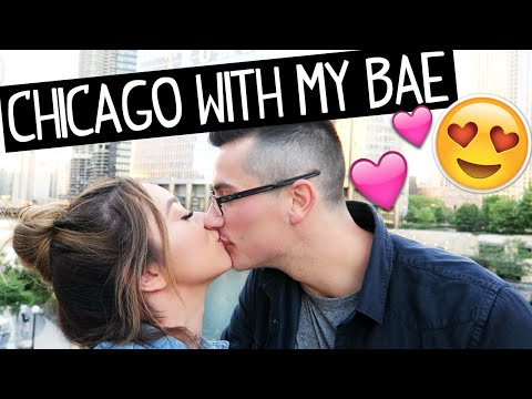 Chicago With Bae!