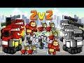 HERO WARS: Super Stickman Defense - New PvP 2vs2 MODE Update on New City Map Gameplay Ep#7
