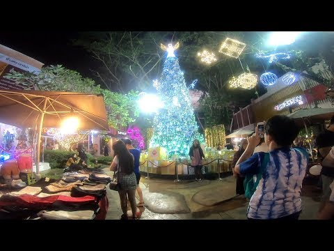 UD town night market in UdonThani - Awesome thailand travel
