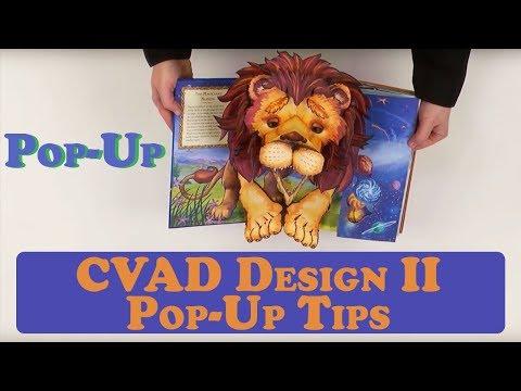 CVAD Design II Pop Up Tips