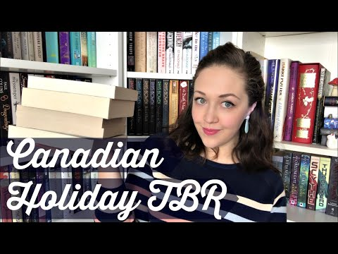 Canadian Holiday TBR | August 2019