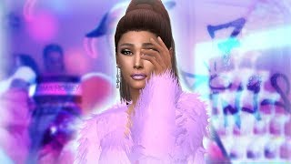 Ariana Grande - 7 rings (The Sims 4 Music Video and CAS) (+full cc list)