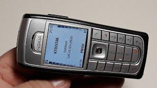 Nokia 6230i. Крутая капсула времени. Ретро телефон с Германии от перекупа. Life timer 08:52 Vodafone