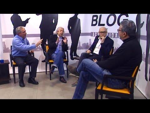 Programa BLOG DE ACTUALIDAD - Debate político de actualidad local PARTE 1