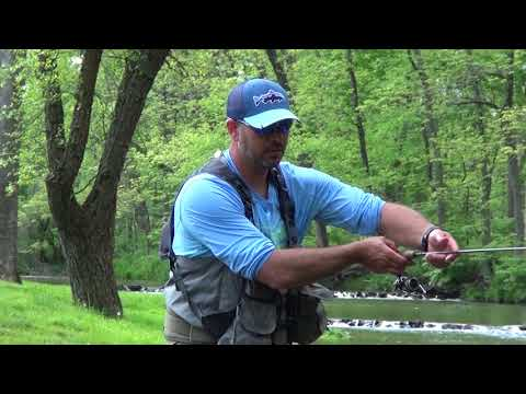 Float Fishing For Trout