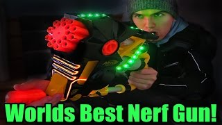 led light up nerf gun john wick