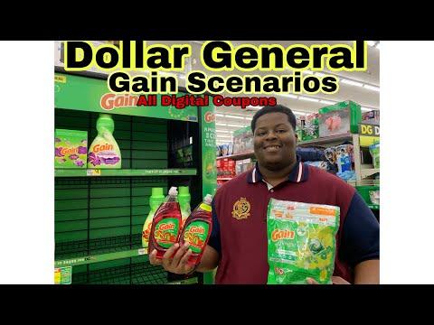 Dollar General Gain Scenarios For 11/10 – 11/16 – All Digital Coupons