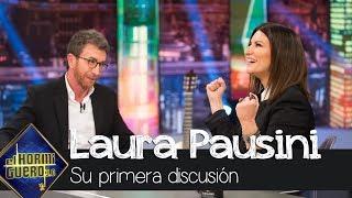 Pablo Motos y Laura Pausini discuten por primera vez - El Hormiguero 3.0
