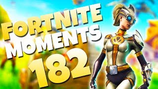 THIS SHOPPING CART GLITCH TURNED INTO THE LUCKIEST LLAMA FIND EVER!   Fortnite Funny Moments #182