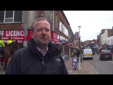 Mark Bradshaw Britain Stronger in Europe campaigner