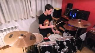 Estranged - Drum Cover - Guns N Roses
