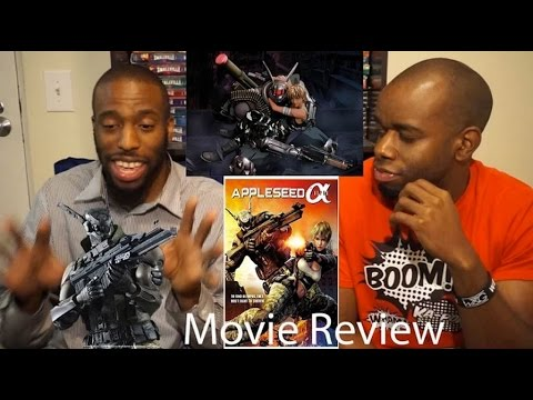 Appleseed Alpha Movie Review Part 2 Youtube