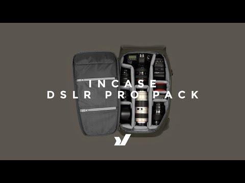 The Incase DSLR Pro Pack
