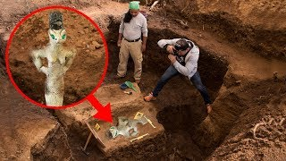 STRANGE Ancient Archaeological Artifacts Discovered!