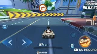 Test Drive. Assasins car