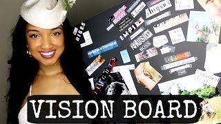 Vision Board Party 2016!   Goals!   DeLaurian