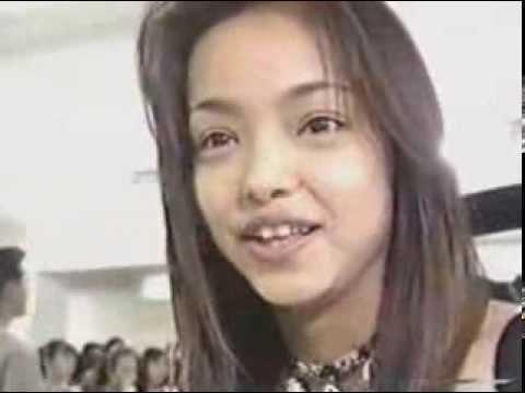 Amuro Namie - 1995 Donmai Special  Okinawa school