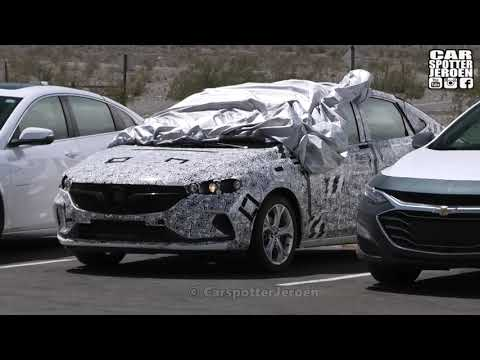 2021 Chevrolet Cruze Spied Testing In Death Valley