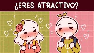 5 Señales de que Eres Atractivo (Aunque No lo Creas)   Psych2Go ESPAÑOL