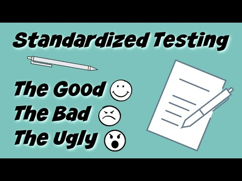 standardized testing is it effective The disadvantages of standardized testing essay 1487 words | 6 pages standardized tests are exams that are supposed to measure a child's academic knowledge but have long been a controversial subject of discussion.