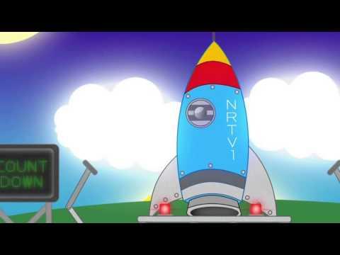 the spaceship song- nursery rhymes