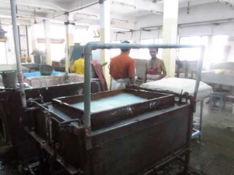 India Papermaking - Mold and Deckle