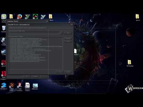 Как запустить игры с DirectX 11 на DirectX 10