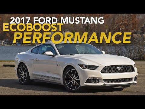 2017 Ford Mustang Ecoboost Performance Review How Are The Warranty Roved Parts