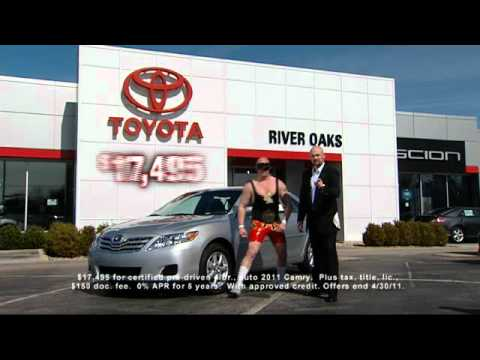 River Oaks Toyota Beau Hayes General Manager Pri