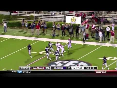 Trent Richardson highlights 2010-2012